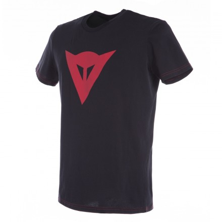 T-Shirt Dainese Speed Demon black red nero rosso maglia shirt