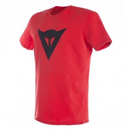 T-Shirt maglia bimbo bambino Dainese Speed Demon Kid rosso nero red black Junior