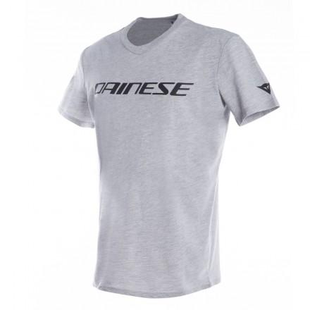 T-Shirt Dainese grey melange black grigio nero maglia