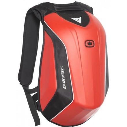 Zaino moto Dainese D-Mach Backpack Black red nero rosso