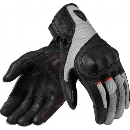 Guanti moto estivi Rev'It Titan nero grigio Black grey summer gloves