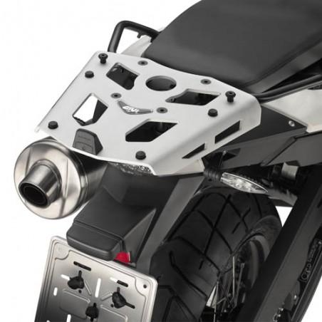 Attacco posteriore alluminio Givi Sra5103 Bmw F650 Gs F800 Gs 08-17 rear rack
