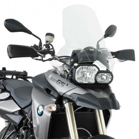 cupolino givi 333dt bmw f650 f800 gs windshield