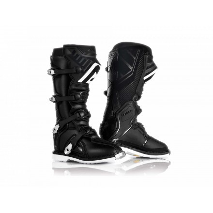 Stivali moto cross Acerbis X-pro V nero black off road enduro motard boots