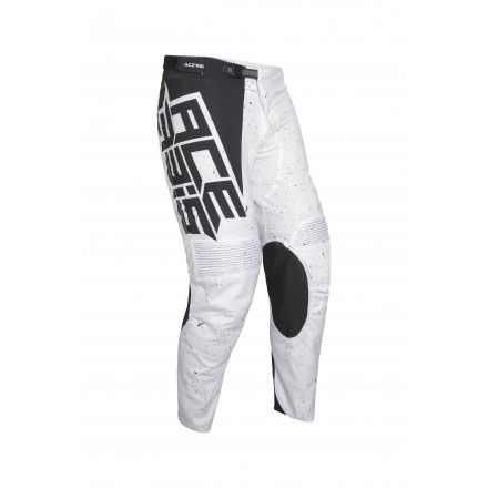 Pantaloni moto cross Acerbis Mx Nightsky grey off road enduro motard pants trouser