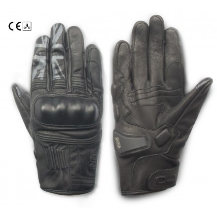 Guanti pelle moto Oj UK leather gloves