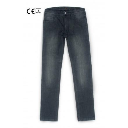 Oj Darken man Jeans uomo moto elasticizzati tecnici con protezioni omologati
