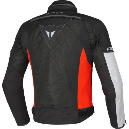 Giacca moto Dainese Spedio D-dry nero rosso black red jacket