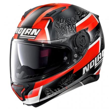 Nolan N87 Gemini Danilo Petrucci replica 94 Casco integrale moto fullface helmet casque