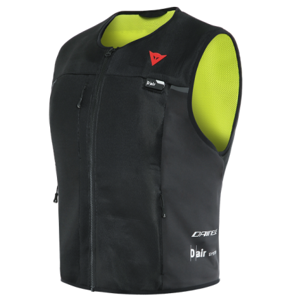 Gilet Dainese Smart Jacket Airbag nero black