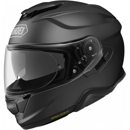 Casco integrale Shoei Gt-Air 2 nero opaco black matt helmet casque