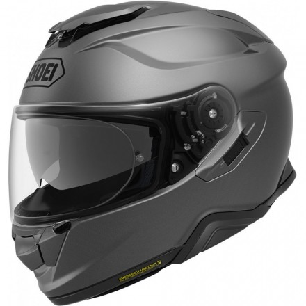 Casco integrale Shoei Gt-Air 2 grigio opaco matt deep grey helmet casque