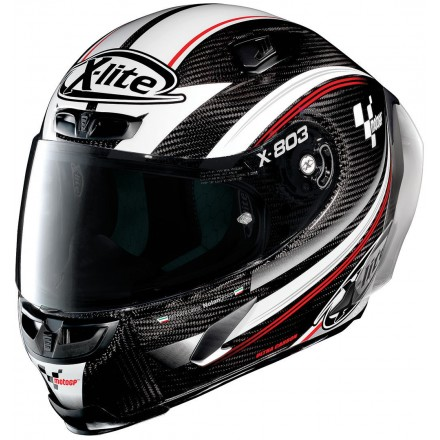 Casco integrale carbonio moto Xlite X803 Rs Ultra carbon Moto Gp 11 full face helmet casque