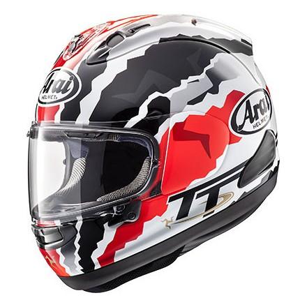 Arai Rx-7 V Doohan TT Casco integrale moto full face helmet casque