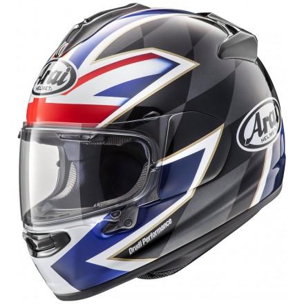 Arai Chaser-X League UK Casco integrale moto full face helmet casque