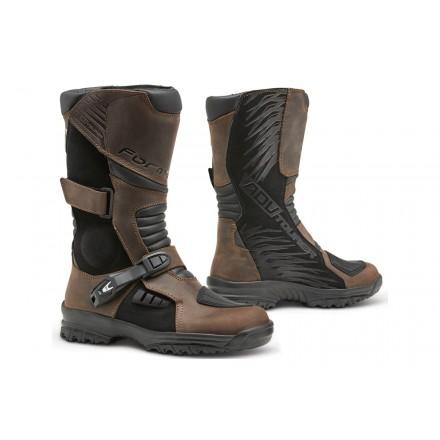 Stivali moto touring adventure Forma Adv Tourer marrone brown Boots