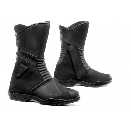 Stivali moto touring Forma Voyage nero black Boots