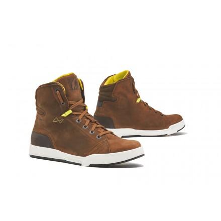 Scarpe moto Forma Swift Dry marrone brown shoes