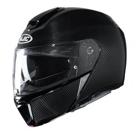 Casco modulare apribile carbonio moto Hjc Rpha 90s Carbon flip up fiber Helmet casque