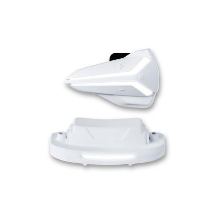 interfono singolo bluetooth Smart Hjc 20B bianco white