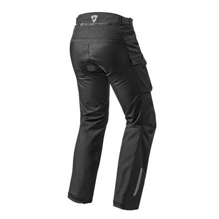 Pantaloni moto touring Revit Enterprise 2 nero black pant trouser