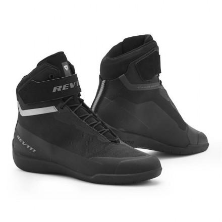Scarpe moto Revit Mission nero black shoes