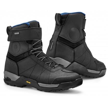 Scarpe stivali bassi moto Revit Scout H2o nero black shoes boots
