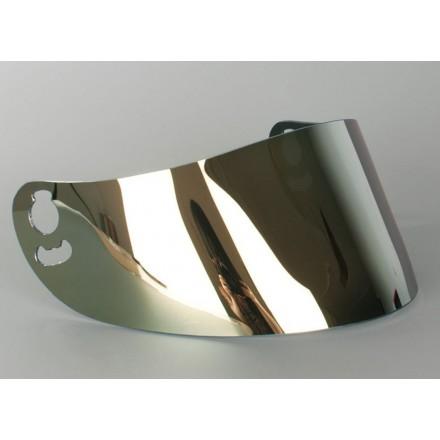 Visiera iridium gold specchiata oro Casco integrale Suomy Sr-Gp visor helmet casque