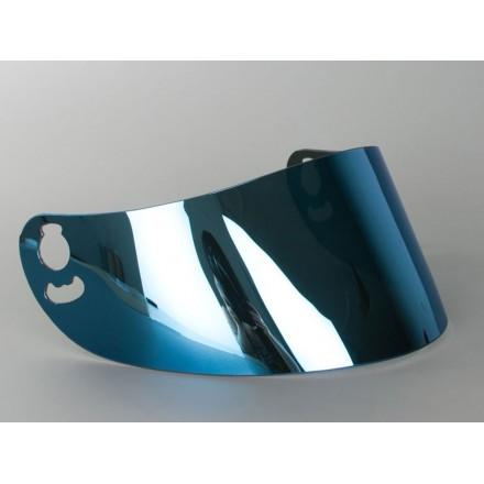 Visiera iridium blue specchiata blu Casco integrale Suomy Sr-Gp visor helmet casque
