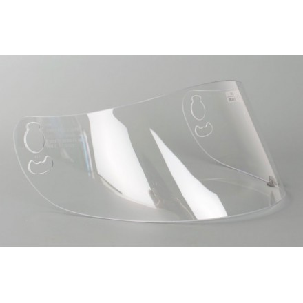 Visiera trasparente clear Casco integrale Suomy Sr-Gp visor helmet casque