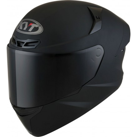 Casco integrale moto Kyt TT Course nero opaco black matt helmet casque