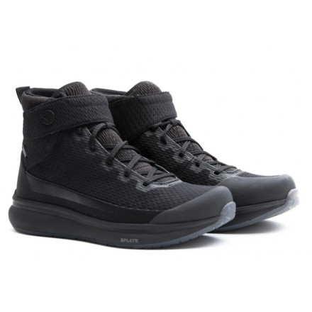 Scarpe moto impermeabili Tcx Momo Design Firegun 2 goretex nero black waterproof shoes