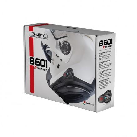Interfono bluetooth N-Com B601 R singolo