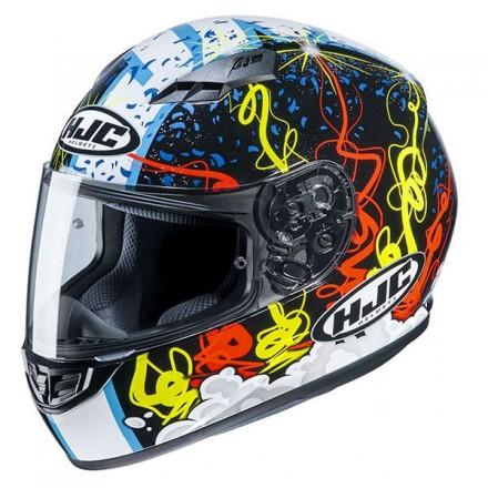 Casco Integrale moto Hjc Cs-15 Navarro helmet casque