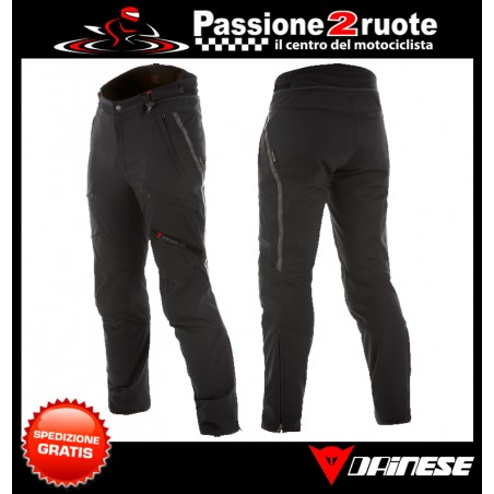 Pantaloni uomo moto impermeabili Dainese Sherman pro dry man waterproof pant trouser