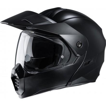 Casco Hjc C80 nero opaco black mat Helmet casque