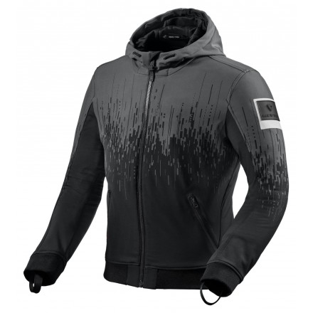 Giacca Revit Quantum 2 WB nero antracite black jacket