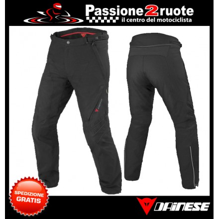 Pantalone Dainese Travelguard Gore-tex Nero