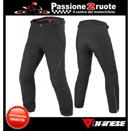 Pantaloni uomo moto impermeabili 4 stagioni Dainese Travelguard goretex pant trouser