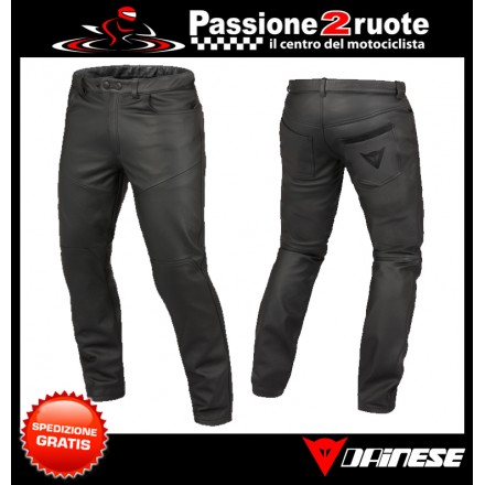 Pantalone Dainese Trophy Evo Pelle leather pant
