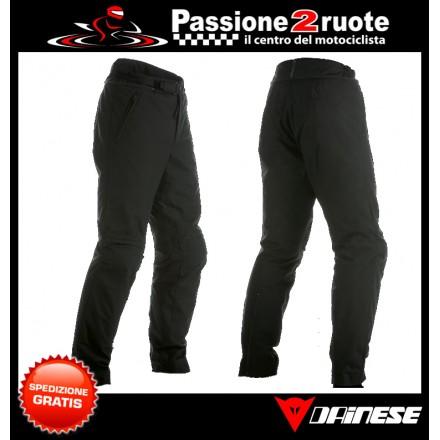 Pantalone moto Dainese Amsterdam D-Dry Nero black trouser