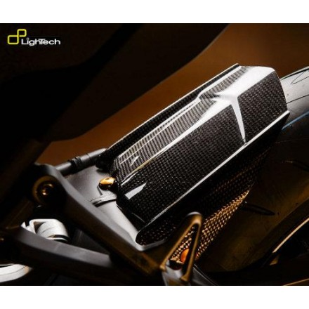 Parafango Posteriore Carbonio Yamaha MT-09 (13-15) Lightech CARY8920