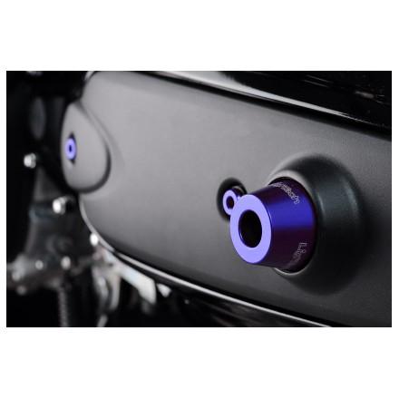 Protezioni Perno Ruota Yamaha T-Max 500 (08-11) Lightech STEYA003