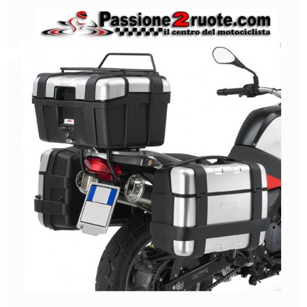 Telaietti teali valigie laterali PL188 Givi Bmw F650 Gs Dakar pannier holder side cases