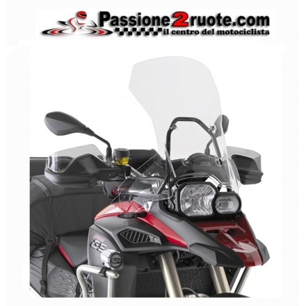 Cupolino parabrezza Givi D5110ST Bmw F800 gs adventure windshield windscreen
