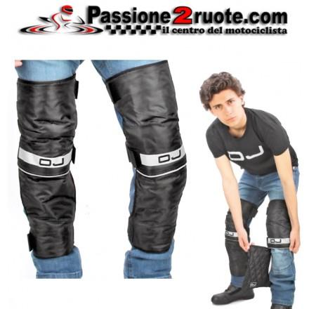 Protezioni ginocchia antivento Long Knees ginocchiere termiche divisibili