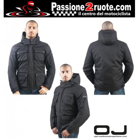 Giacca lunga Giaccone moto scooter city urban impermeabile Oj Dream waterproof long jacket