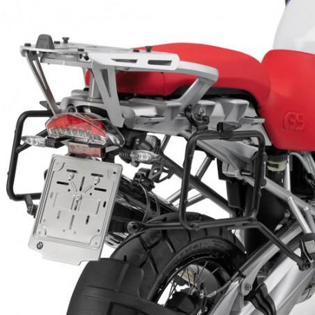 Staffa attacco porta bauletto posteriore Bmw R1200 Gs 2017-12 Givi SRA692 rear rack top case