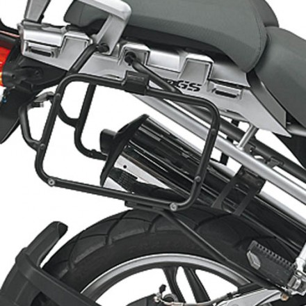 Telai porta valigie laterali Bmw R1200 Gs 2004-12 Givi PL684 Pannier holder side cases