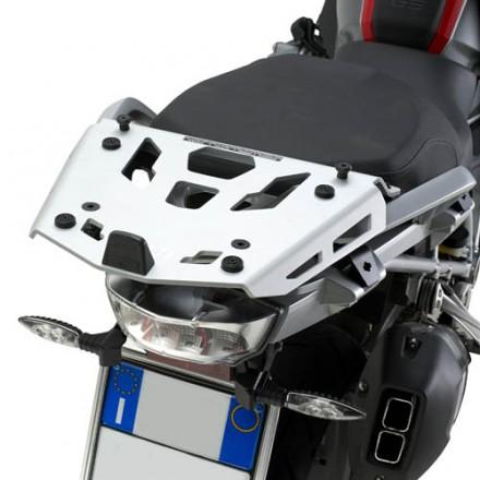 Attacco posteriore alluminio porta bauletto Bmw R1200 Gs 2013-18 Givi SRA5108 Rear rack